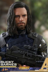 Hot Toys MMS509 Bucky Barnes Avengers: Infinity War 1/6th scale Collectible Figure