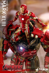 Hot Toys MMS278D09 Iron Man Mark XLIII Avengers: Age of Ultron: 1/6th scale Collectible Figure