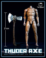 Bad Tomato BT 001 1/6 Scale thunder Axe ( LED light up & Normal Ver)
