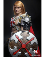 MR.TOYS MT2018-03 1/6 Scale Fancy Warrior Head Sculpt and Costume Set