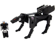 Takara Tomy Transformers Legends LG-37 Jaguar & Bullhorn Action Figure
