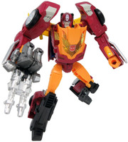 Takara Tomy Transformers Legends LG-45 Hot Rod Action Figure