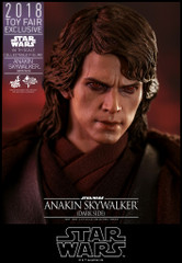 Hot Toys MMS486 Anakin Skywalker (Dark Side) Star Wars Episode III: Revenge of the Sith 1:6 Collectible Figure Toy Fair 2018 Exclusive