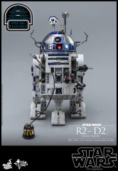 Hot Toys MMS511 R2-D2 Deluxe VersionStar Wars 1/6th scale Collectible Figure