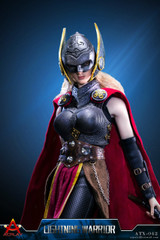 Acplay ATX042 Lightning Warrior 1/6 Head Sculpt and Costume Set