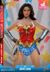 Hot Toys MMS506 Wonder Woman (Comic Concept Version) Justice League - 1/6th scale Collectible Figure