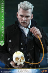 Hot Toys MMS513 Gellert Grindelwald Fantastic Beasts The Crimes of Grindelwald 1/6th scale Collectible Figure