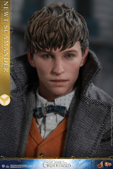 Hot Toys MMS512 Newt Scamander Fantastic Beasts The Crimes of Grindelwald 1/6th scale Collectible Figure