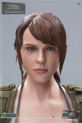 LIMTOYS 006 TIIXIJ GUILTY BUTTERFLY 1/6 Head Sculpt and Costume set