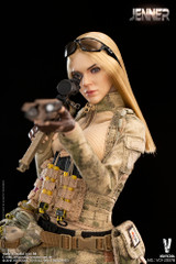 VERYCOOL VCF-2037B 1/6 A-TACS FG Women Soldier - JENNER ( B Style)