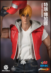 WorldBox KF009 Terry Bogard King of Fighters  1/6 Action Figure