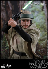 Hot Toys MMS516 Luke Skywalker (Endor) Star Wars Return of the Jedi 1/6th scale Collectible Figure