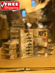 ZYTOYS 1/6 scale MP5 Submachine Gun Set of 7