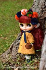 "Takara NEW 12"" NEO Limited Blythe Doll Patty Patch Figure"