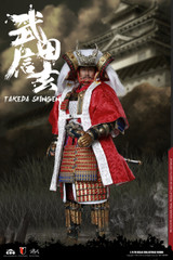 COOMODEL SE040 TAKEDA SHINGEN A.K.A. TIGER OF KAI  1/6 SERIES OF EMPIRES (DIECAST ALLOY) FIGURE Exclusive Version