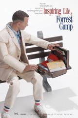 DJ-CUSTOM Forrest Gump 1:6 Scale Collectible Figure