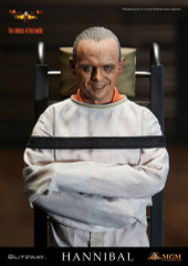 BLITZWAY Hannibal Lecter Straitjacket 1/6 Scale Collectible Figure BW-UMS10302