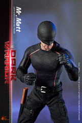 HOT HEART FD007 The Dark Warrior 1/6th scale figure