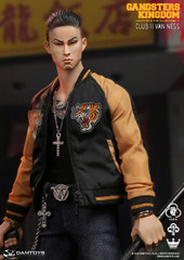DAMTOYS GK017 Club 2 Van Ness 1/6 Gangsters Kingdom Action Figure