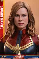 Hot Toys MMS521 Captain Marvel - 1/6th scale Captain Marvel Collectible Figure