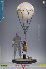 LIMTOYS LIMINI 1/12  Extraction Ballon with Sheep and Dog