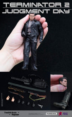 Great Twins 1/12 T800 Figure TERMINATOR 2: JUDGEMENT DAY Exclusive Pack