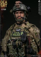 DAMTOYS 78063 1/6 DEA SRT (Special Response Team)  AGENT EL PASO Figure
