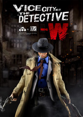 COOMODEL 1/6 VICE CITY VC001 THE DETECTIVE W FIGURE