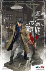 COOMODEL 1/6 VICE CITY VC002 THE DETECTIVE W FIGURE EXCLUSIVE EDITION