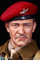 DID K80135 WWII British 1st Airborne Division (Red Devils) Commander Roy