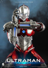 Threezero 1/6 ULTRAMAN SUIT (Anime Version) 3Z0129 collectible figure
