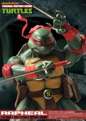 DreamEX TMNT 1/6 Ninja Turtles Raphael Action Figure