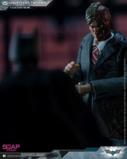 Soap Studio Harvey Dent Two Face 1/12 Action Figure FG006