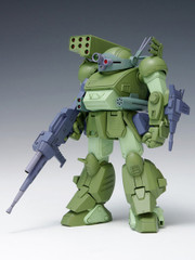 Armored Trooper Votoms Scopedog Turbo Custom PS version 1/35 by Wave