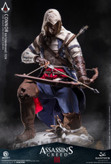 Damtoys DMS010 Connor Assassin's Creed III–1/6th scale Collectible Figure