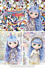 Blythe Tsumori Spirit Dazzling Together at Last CWC Exclusive Limited by Takara