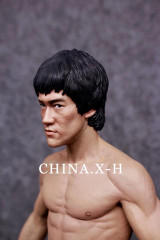 CHINA.X-H Bruce Lee's series 1/6 statue of the Master Returned CX-H04