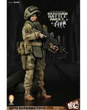 SUPERMC TOYS X FACEPOOL 1/6 Russian Battle Angle AHHA FIGURE