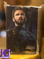 Hot Toys MMS480 Captain America Avengers: Infinity War 1/6 scale Collectible Figure