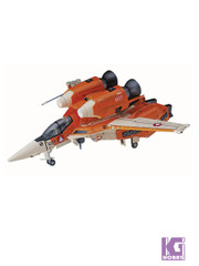 Macross VT-1 Super Ostrich Fighter 1/72 Model 65707 by Hasegawa