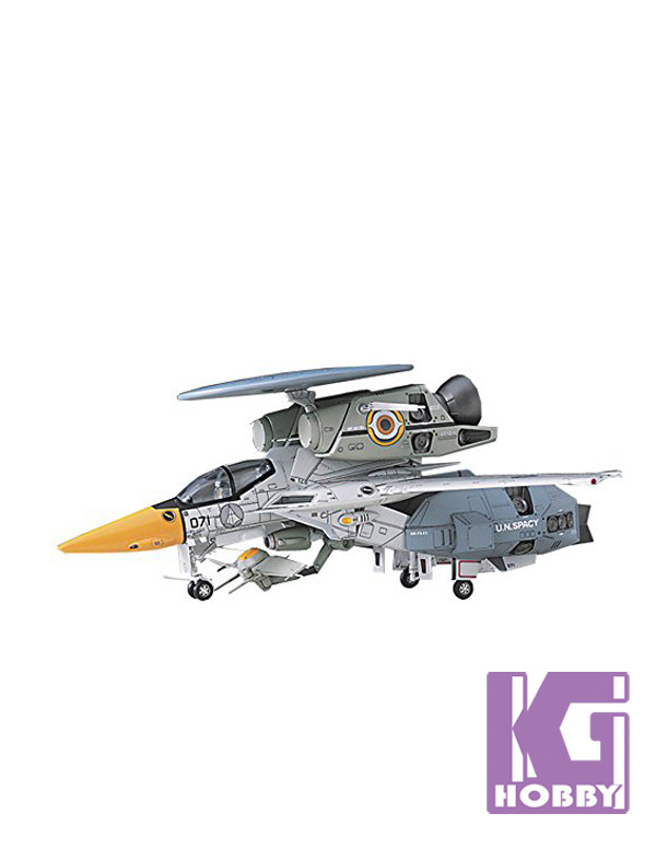 Macross VE-1 Elintseeker Fighter 1/72 Model 65708 by Hasegawa