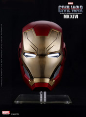 Marvel official Iron Man MK46 limited edition life size 1:1 helmet