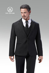 POPTOYS 1/6 X27 Men's 3-Pieces Suit 2.0 Standard Western-Style (3 Colours)