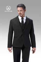 POPTOYS 1/6 X27 Men's 3-Pieces Suit 2.0 Standard Western-Style (3 Colours)