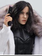 Star Ace Toys 1/6 SA0048C Selene 2.0 Head Sculpt + Costume Set  (Blue-Eye ver.) Underworld 2 Evolution