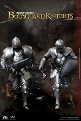 COOMODEL PE012 1/12 PALM EMPIRES - BODYGUARD KNIGHTS (DOUBLE-FIGURE SET)