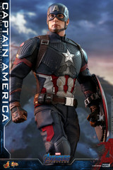 Hot Toys MMS536 Captain America Avengers: Endgame 1/6th scale Collectible Figure