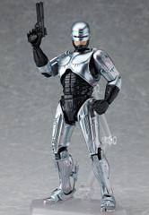 Max Factory Figma Action Figure Series 107 - ROBOCOP
