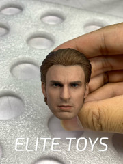 Elite Toys 1/6 scale Male Head sculpt -CA