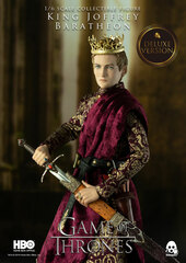 Threezero Game of Thrones King Joffrey Baratheon 1/6 Figure (Deluxe edition)